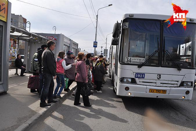 Дачные автобусы, которые